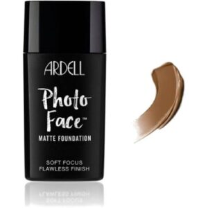 Ardell Photo Face Matte Foundation Dark 12.0