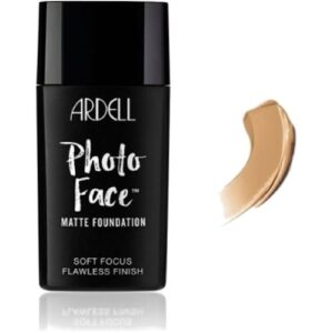 Ardell Photo Face Matte Foundation Medium 6.0