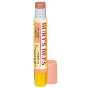 Burts Bee Lip Shimmer Apricot