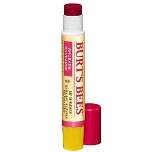 Burts Bee Lip Shimmer Rhubarb