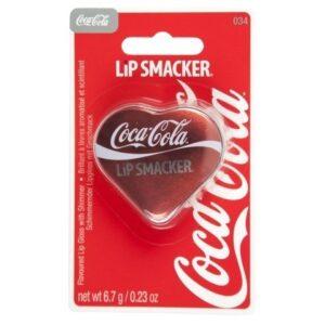 Coca Cola Lipgloss Heart Tin