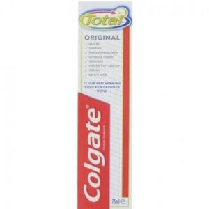 Colgate Tandpasta Total Original   Drogist Solo