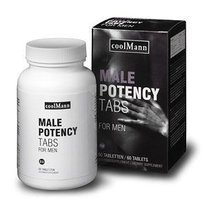 CoolMann Male Potency Tabs 60st.