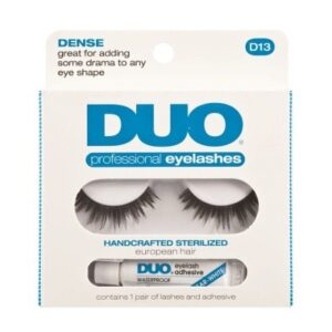 DUO Professional Eyelashes D13 - Dense