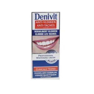 Denivit Tandcreme Anti-Vlekken