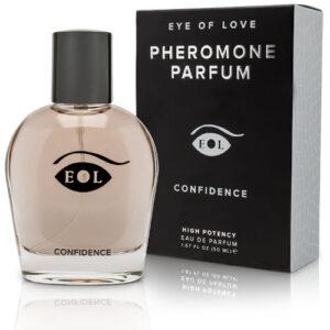 Eye of Love Confidence Feromonen Parfum - Man-Vrouw