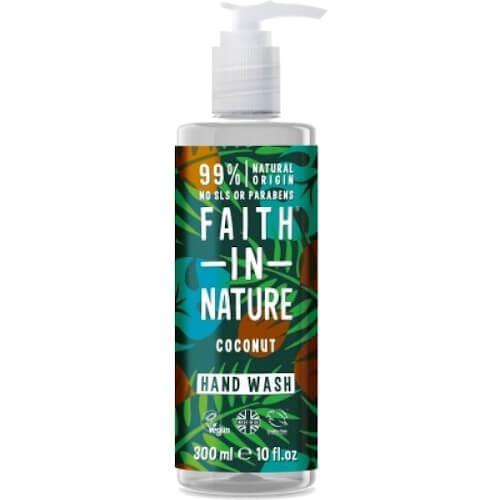 Faith in Nature Handzeep Coconut   Drogist Solo
