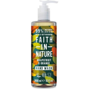 Faith in Nature Handzeep Grapefruit & Orange | Drogist Solo
