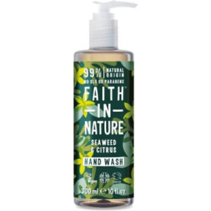 Faith in Nature Handzeep Seaweed & Citrus | Drogist Solo