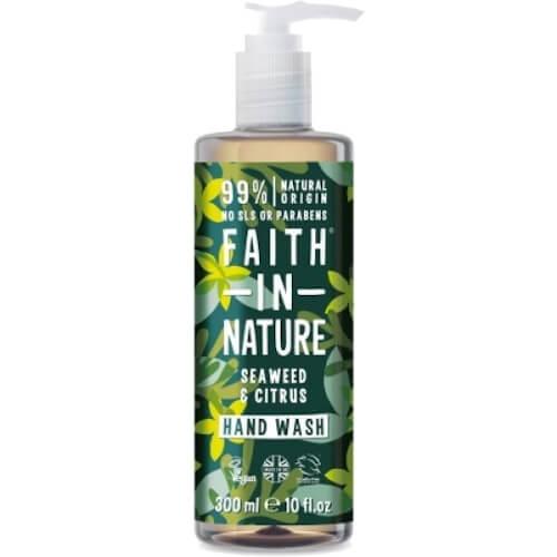 Faith in Nature Handzeep Seaweed & Citrus | Drogist Solo