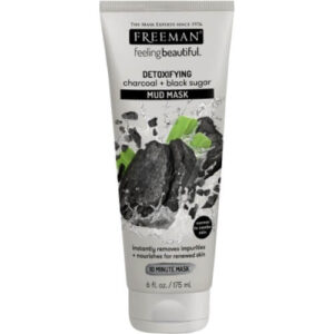 Freeman Charcoal & Black Sugar Mud Mask | Drogist Solo
