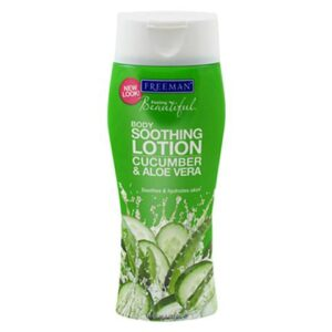 Freeman Cucumber & Aloe Vera Soothing Body Lotion
