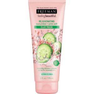 Freeman Face Clay Mask Cucumber + Pink Salt | Drogist Solo