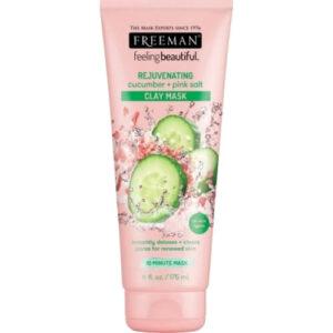 Freeman Face Clay Mask Cucumber + Pink Salt | Drogist Solo