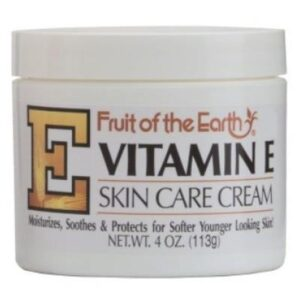 Fruit of the Earth Vitamine-E Skin Care Cream