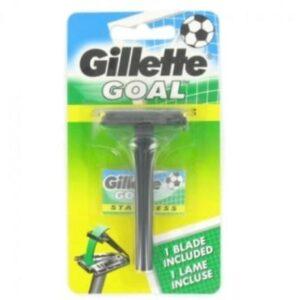 Gillette Goal Stainless Scheermeshouder voor Platte Scheermesjes