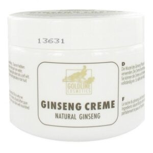 Goldline Creme Natural Gingseng