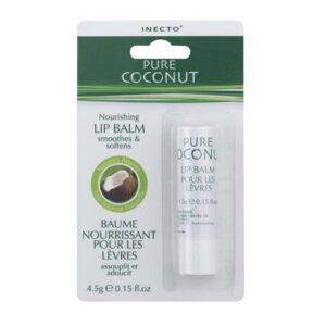 Inecto Pure Coconut Nourishing Lipbalsem