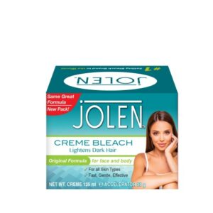 Jolen Ontharingscreme Bleach Regular 125 ml