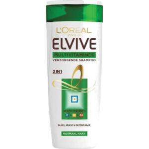 LOreal Elvive Shampoo Multi-Vitamines 2in1