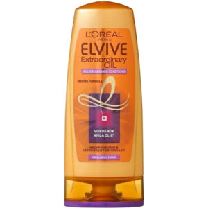 LOreal Paris Elvive Conditioner Extraordinary Oil Krulverzorging