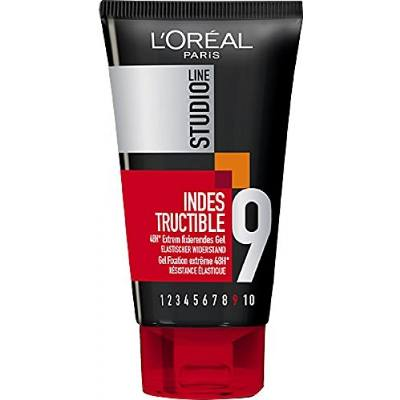 LOreal Studio Line Gel Indestructible 9LOreal Studio Line Gel Indestructible 9
