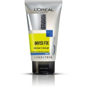 LOreal Studio Line Gel Invisi Fix 6 Strong