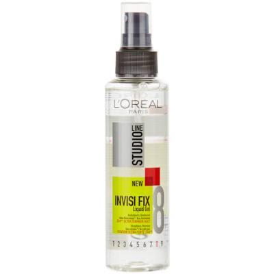 LOreal Studio Line Gel Invisi Fix 8 Spray