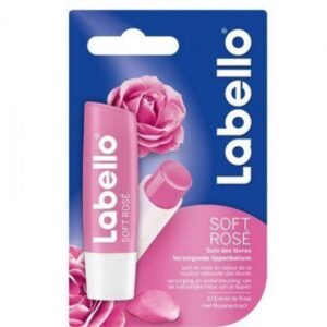 Labello Lipcare Soft Rose