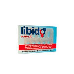 Libido Power 10 st.