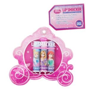 Lip Smacker Disney Princess Geschenkverpakking Lipgloss Carrier Felt