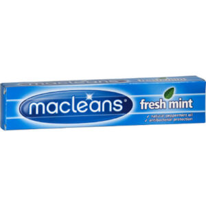 Macleans Tandpasta Fresh Mint | Drogist Solo