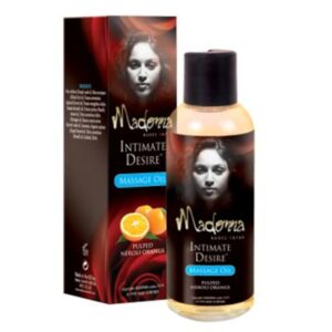 Madonna Massage Oil Neroli Orange