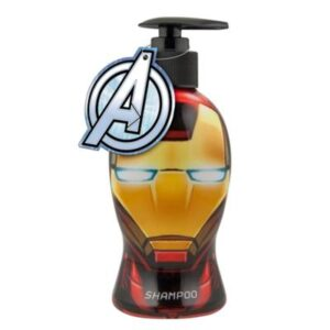 Marvel Avengers Iron Man Shampoo