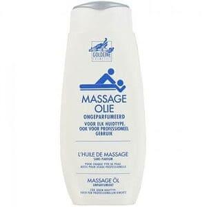 Massage olie