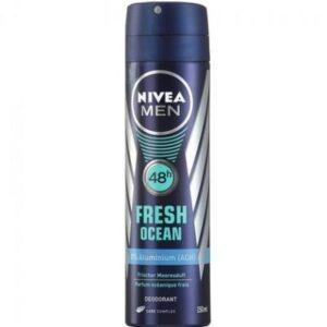 Nivea Men Deospray Fresh Ocean | Drogist Solo