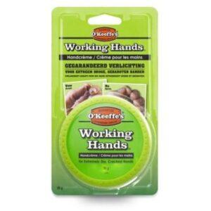 O Keeffes Working Hands Pot