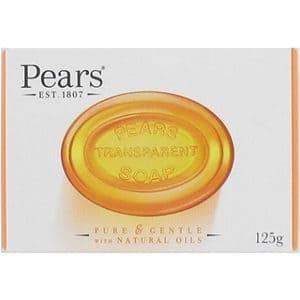 Pears Transparante Zeepblok 125 gram