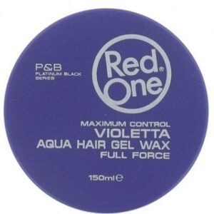 RedOne Aqua Hair Gel Wax Violetta