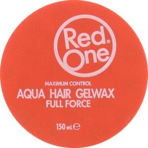 RedOne Haarwax Aqua Hair Gel Wax Oranje