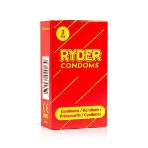 Ryder Condooms 3 Stuks