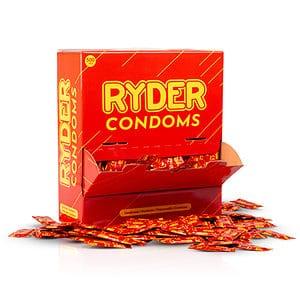 Ryder Condooms Voordeelverpakking 500st