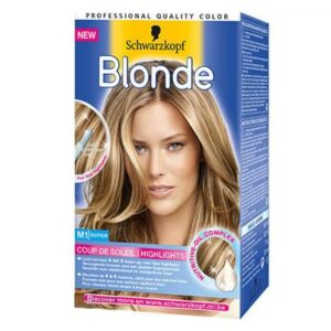 Schwarzkopf Blonde Coup de Soleil Highlights M1 Super