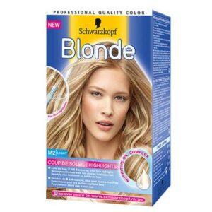 Schwarzkopf Blonde Coup de Soleil Highlights M2 Light