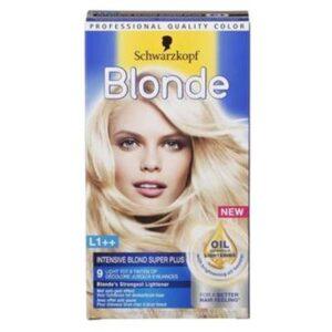 Schwarzkopf Blonde Intensive Blond L1++ Super Plus