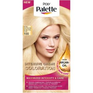 Schwarzkopf Poly Palette Haarverf 100 Extra Lichtblond | Drogist Solo