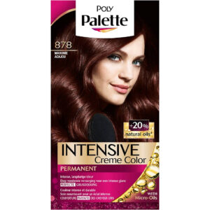 Schwarzkopf Poly Palette Haarverf 878 Mahonie | Drogist Solo