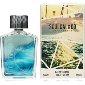 Soulcal & Co Eau de Toilette Spray For Men - Blue