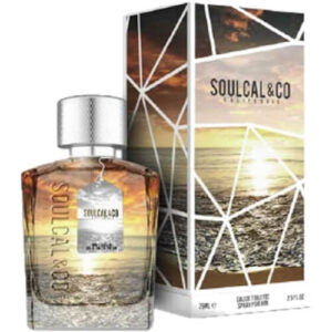 Soulcal & Co Eau de Toilette Spray For Men - Brown