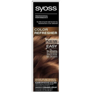 Syoss Color Refresher Warme Bruine Nuances